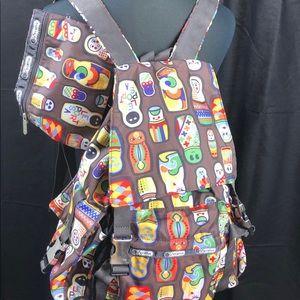 Lesport Sac Russian Doll Backpack